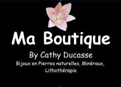 Cathy Ducasse Shop Logo